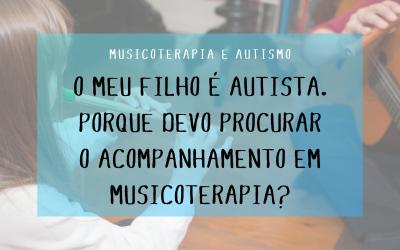 Musicoterapia e autismo